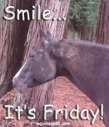 Smile....It's Friday!
