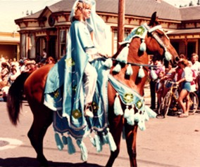 Costumes for horses fun diy ideas for horse and rider use the clever ideas you find here for great costumes or get inspired to make your own costume ideas a reality in creating a great horse costume you are solutioingenieria Image collections