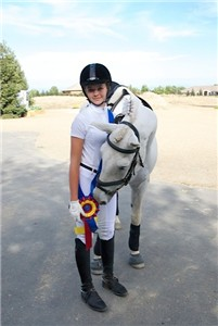 Early success with a first horse leads to a lifetime of joy!