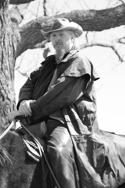 Burl Brooks Gaited Horse Trainer