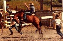 Rodeo photo by Rebecca Kimbel