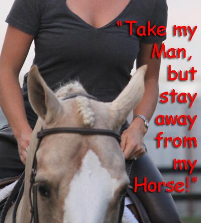 Take my man...