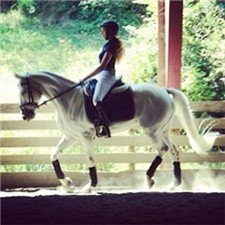 Horses give kids confidence! Click here to find out how much it costs to own one.